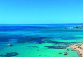 Paradijselijke stranden