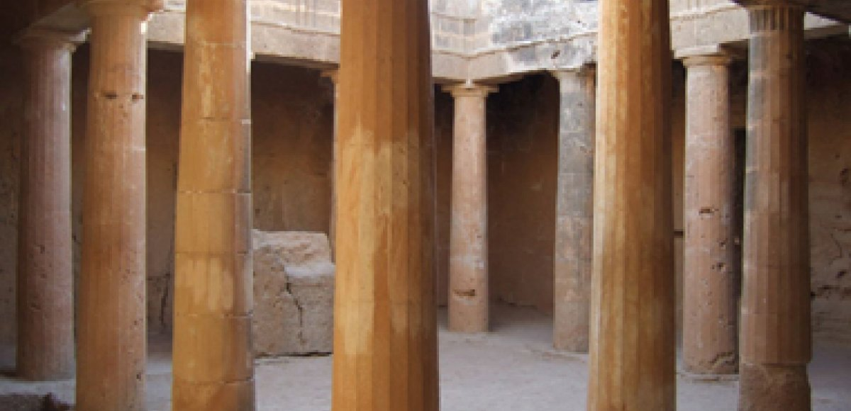 Must see op Cyprus: Tombs of the Kings