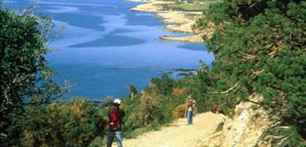Wandelen in Cyprus